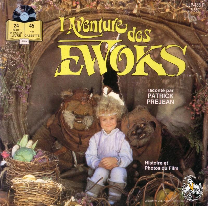 laventure des ewoks