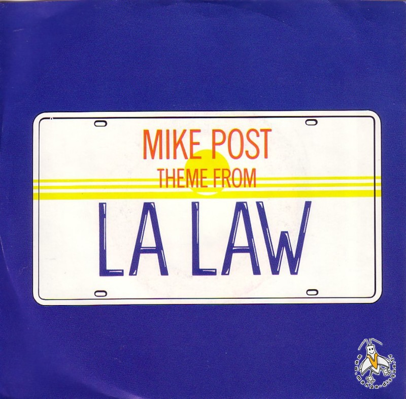 Disque S 233 Ries Tv Et Dessins Anim 233 S Mike Post Theme From La Law