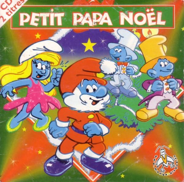 Disque Séries Tv Et Dessins Animés Petit Papa Noël