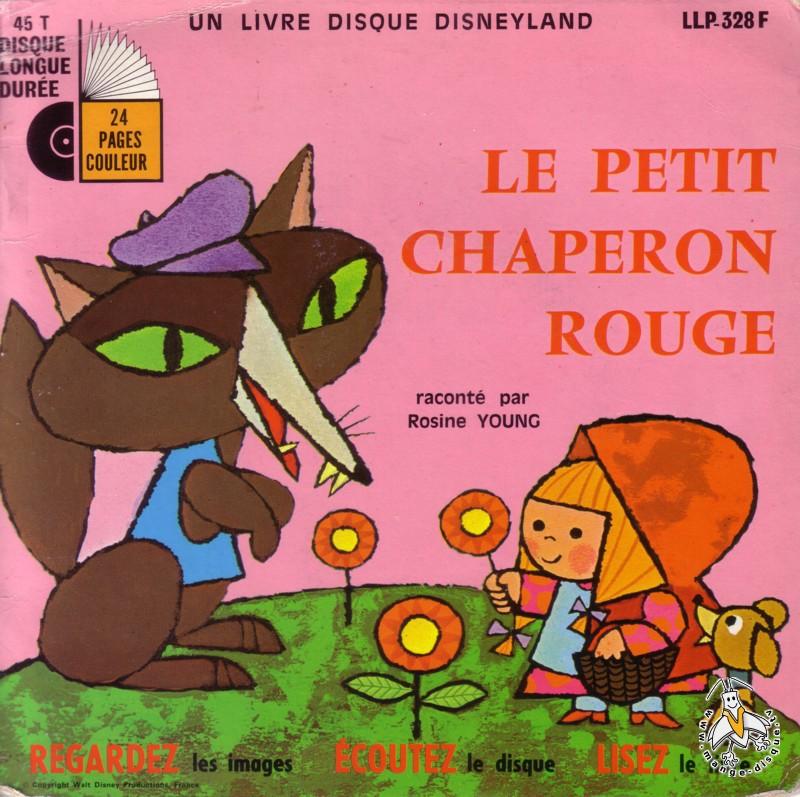 Disque Séries Tv Et Dessins Animés Le Petit Chaperon Rouge