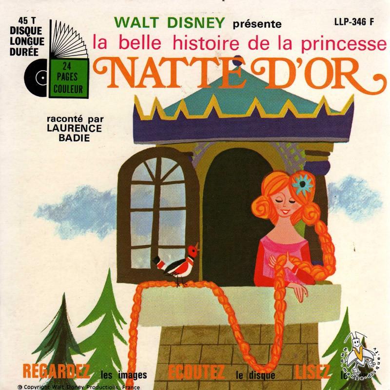 Disque s ries tv et dessins anim s walt disney pr sente la - Princesse de walt disney ...