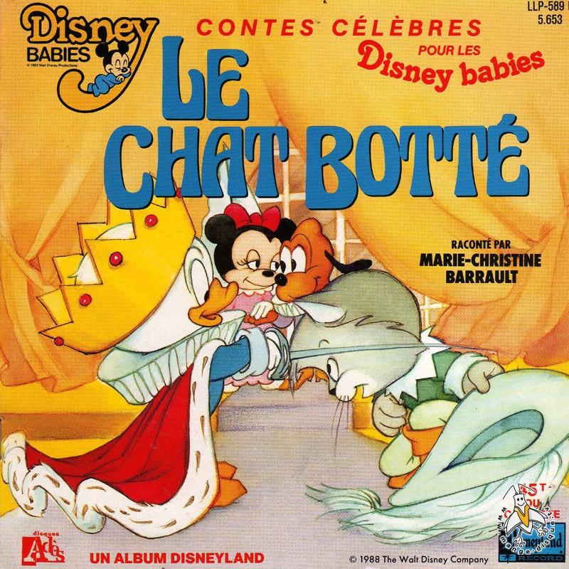 Chats walt disney - Dessin chat botte ...