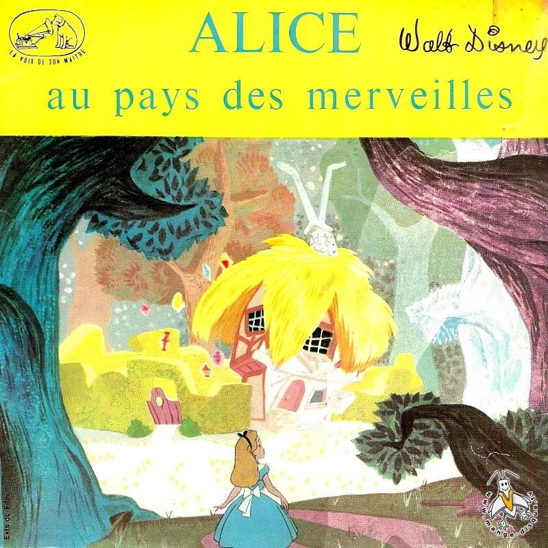 Disque s ries tv et dessins anim s alice au pays des - La cuisine d alice au pays des merveilles ...