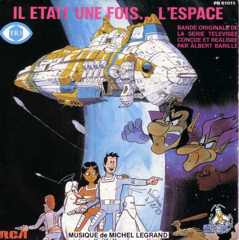 Michel Legrand - Il Était Une Fois... L'Espace