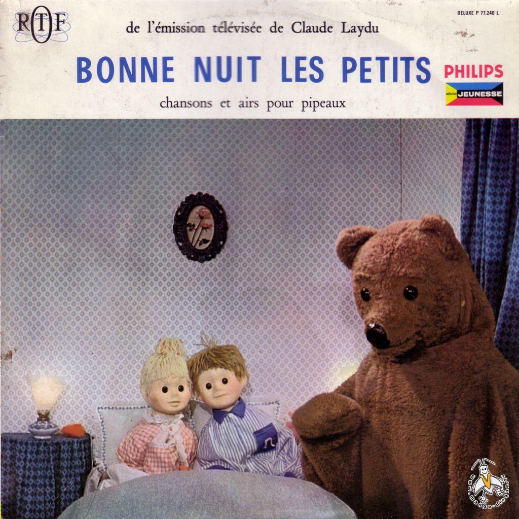 Disque s ries tv et dessins anim s bonne nuit les petits chansons et airs pour pipeaux - Personnage bonne nuit les petit ...
