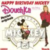 disque dessin anime walt disney divers happy birthday mickey douchka version originale