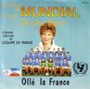 disque celebrite celebrites la chanson du mundial interpretee par denise fabre