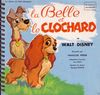 disque film belle et le clochard la belle et le clochard de walt disney raconte par francois perier