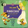 disque film pinocchio walt disney presente pinocchio version 33t