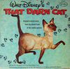 disque film espion aux pattes de velours walt disney that darn cat original musical score from the soundtrack of the motion picture