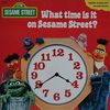 disque emission rue sesame 1 what time is it on sesame street