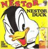disque animation divers nestor le pingouin nestor duck